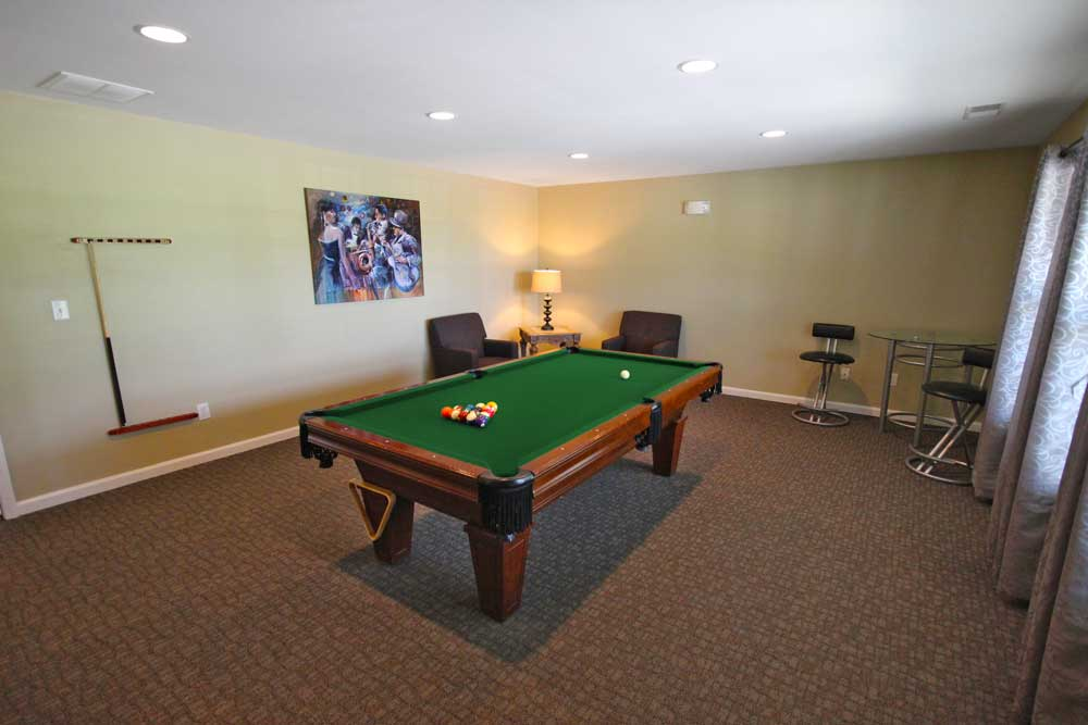 Community Game Room